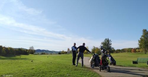 il golf è soprattutto autodisciplina e rispetto delle regole: non c'è arbitro