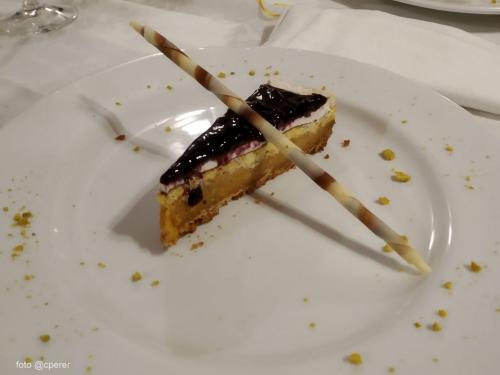 il dessert dello chef  Daniele Ditta (le foto di questa pagina sono di @giornalesentire.it)