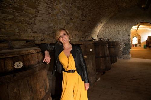 Roberta Garibaldi autrice del Rapporto sul Turismo Enogastronomico Italiano.