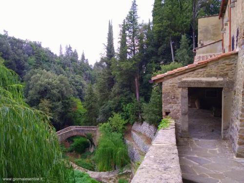 Il convento Le Celle si trova a Cortona (foto cperer)