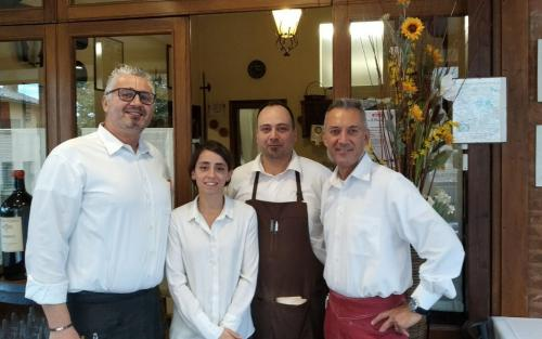 Chef e staff di