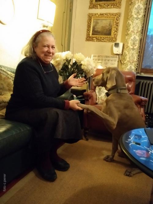 ''Essere contessa mi ha insegnato ad essere responsabile della terra'' (Alessandra Castelbarco Visconti Simonetta)