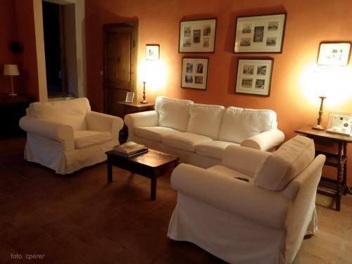 Corte San Giorgio: l'ex-alloggio del Cocchiere è oggi appartamento per i turisti