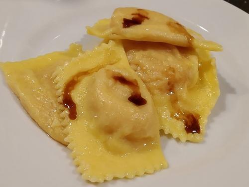 Ottimo sui ravioli che abbiamo degustato al Bar Roma di Novellara