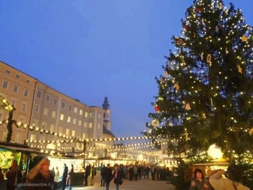 L'evento dei mercatini è il principale per Salisburgo