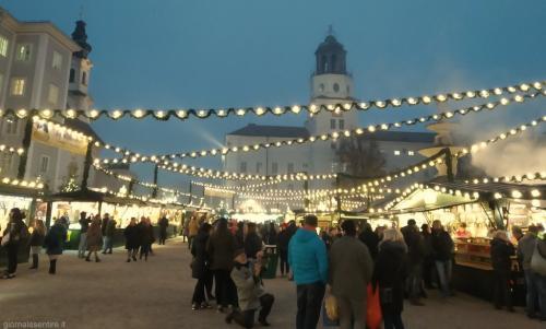 I mercatini di Salisburgo sono i più antichi e famosi al mondo