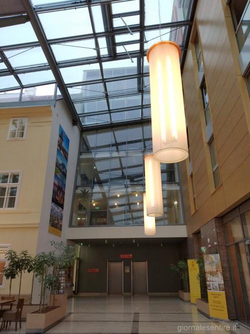 Lo Jufa Hotel di Vienna è ideale per le famiglie