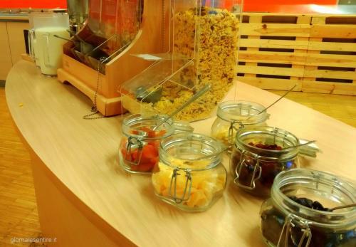 Ottima la prima colazione dello Jufa Hotel di Vienna