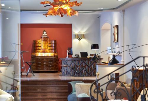 Hotel & Villa Auersperg a Salisburgo, arredi interni di gran classe