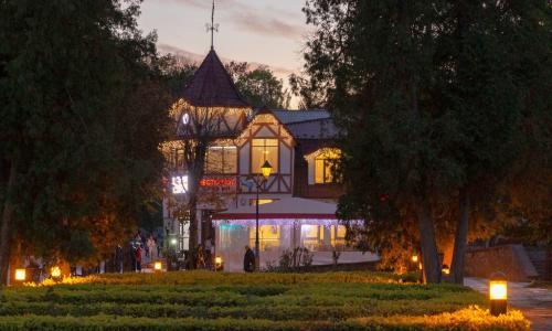 Truskavets, città della vecchia-Europa, la più bella località termale dell'Ucraina