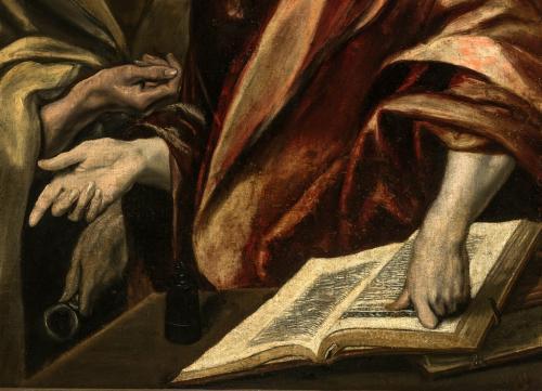 incroci di mani e di ...santità