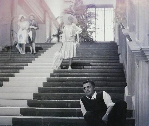 Federico Fellini da giovane spiantato diceva di sè ''Un giorno sarò un grande'''