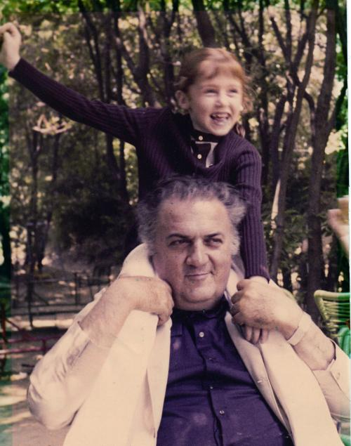 ''Per me zio Chicco era l'uomo dei sogni: grande e magico.''