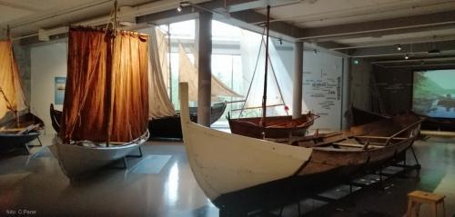 Il museo della navigazione di Bergen