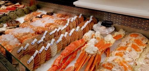 Il mercato del pesce di Bergen (foto c.perer)