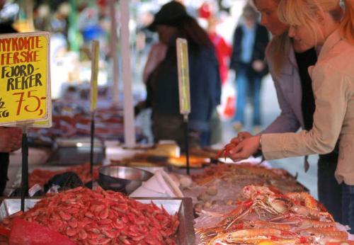 La Norvegia è il secondo maggiore esportatore di pesce al mondo