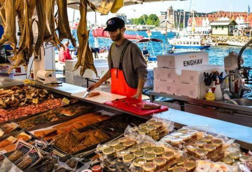 ogni giorno il pesce proveniente dalle acque norvegesi viene consumato in tutto il mondo.