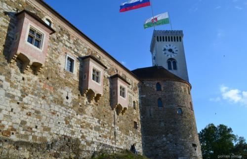 La torre panoramica del Castello
