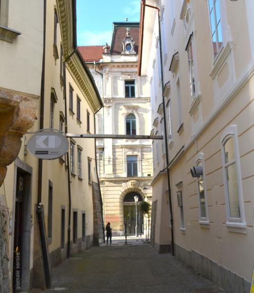 Viuzze e vicoli: Lubiana si visita piacevolmente a piedi