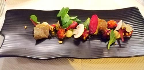 Gastronomia slovena: funghi, tartufi, buone carni, leggerezza nei piatti dello chef Janez Bratovz