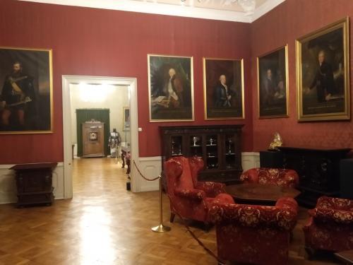 Il museo marittimo e le stanze dei governatori