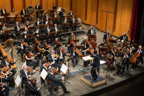 Impeccabile l'Orchestra Haydn che il pubblico ha applaudito con convinzione e affetto.