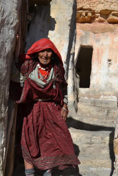 La donna di Chenini, foto Corona Perer