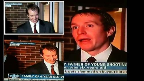 Ma vi sembra davvero un padre disperato?