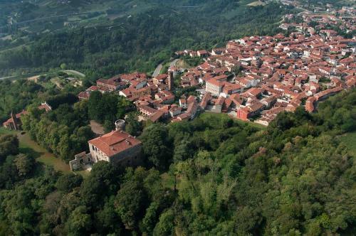 L' ecomuseo ha come mission  valorizzare le bellezze del territorio ovvero i borghi che si trovano sulle sommità delle sue colline