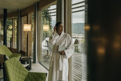 Il Naturhotel Leitlhof è un autentico 5 stelle con ottimo rapporto qualità prezzo.