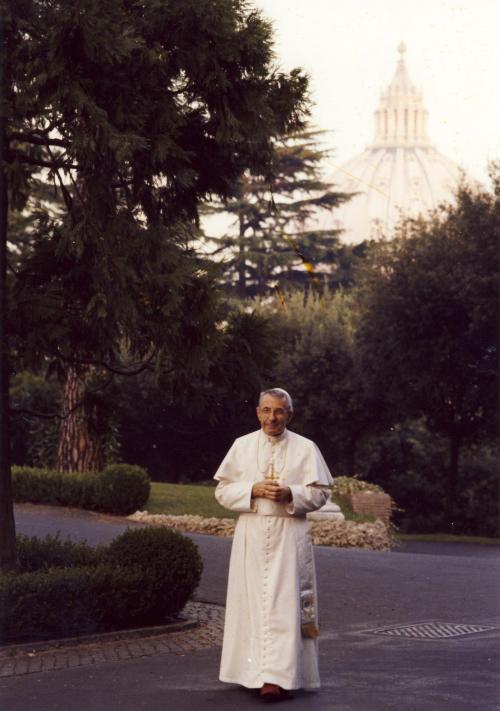 Papa Luciani, la forza della mitezza