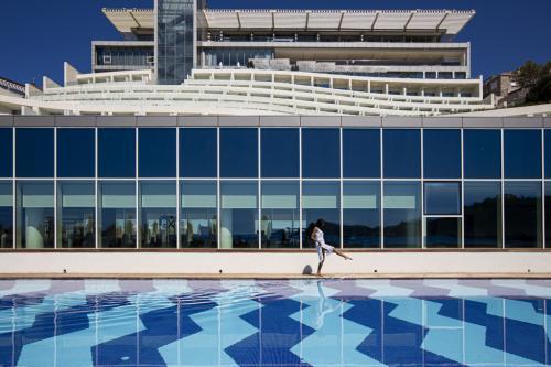 il Rixos Premium Dubrovnik è stato appena restaurato.