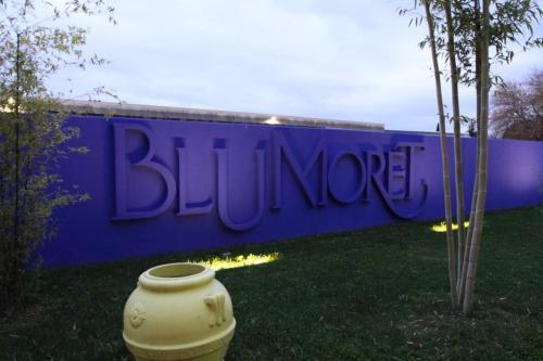 Blomoret si trova a Udine e si raggiunge facilmente (uscita autostradale Udine Nord)
