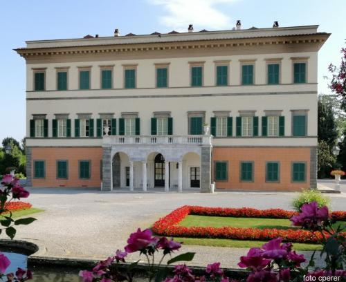 La Villa del Vescovo è destinata ad uso privata