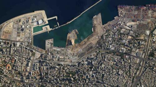 Questa è Beirut dopo l'eplosione dell'agosto scorso