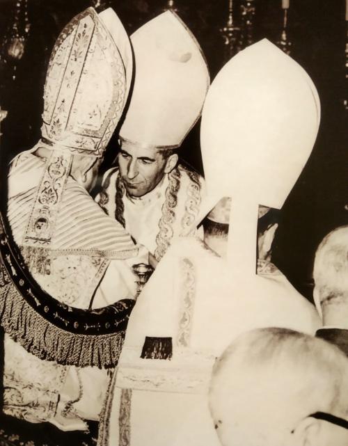 L'elezione a Vescovo voluta da Giovanni XXIII