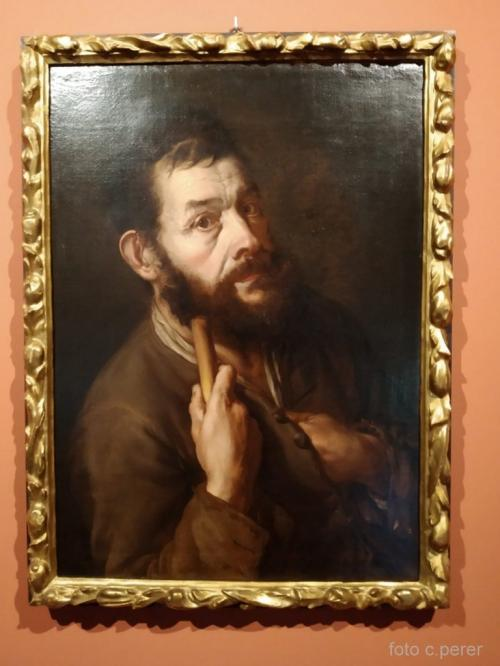 Il capolavoro del ''Pitocchetto'' scelto come logo e icona del Museo