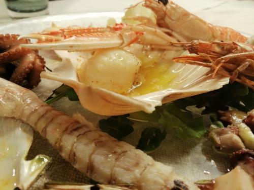 La gastronomia caorlotta, a base di ottimo pesce