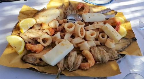 Il buon fritto misto delle osterie di Caorle