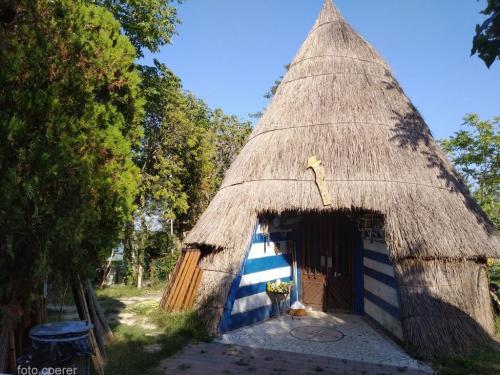Il Casone era la tipica abitazione del pescatore