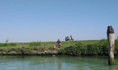 Il luogo perfetto per il tempo libero e l'hobby della pesca