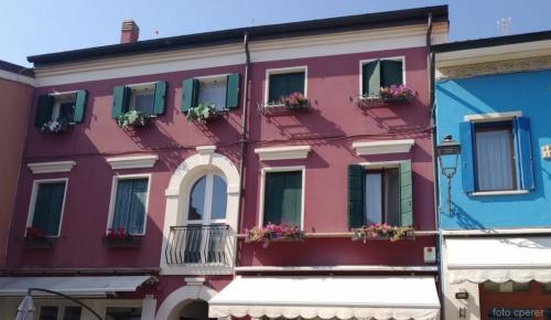 Il centro storico di Caorle, una piccola Venezia in miniatura