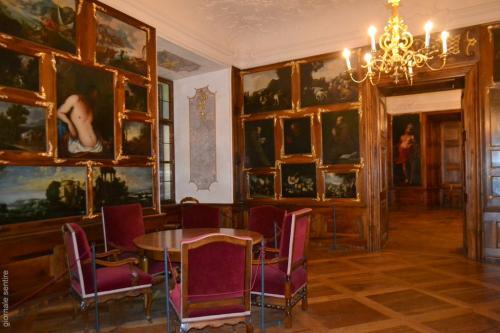 Da non perdere la visita alle 4 stanze dei Principi Vescovi