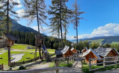Il villaggio degli Elfi