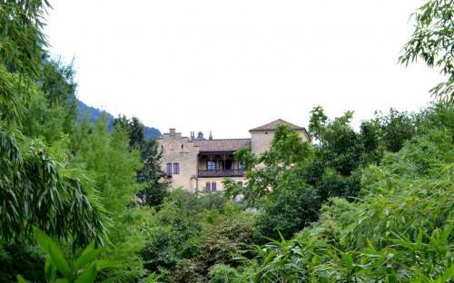 Il balcone di Sissi a Merano