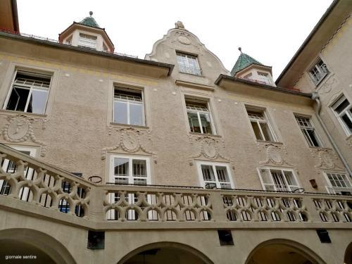 I cortili di Graz, piccoli gioielli di stile e storia  - foto giornalesentire.it