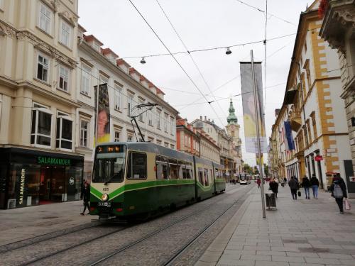 Graz è servita da una straordinaria rete di servizio pubblico -  www.giornalesentire.it