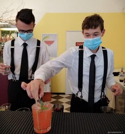 I barmen
