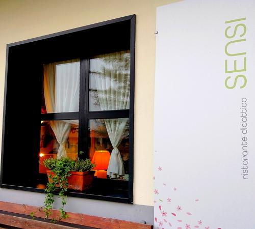 Il ristorante SENSI si trova a Roncegno