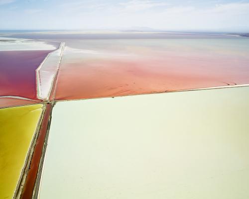 David Burdeny: saline, laghi asciutti e deserti